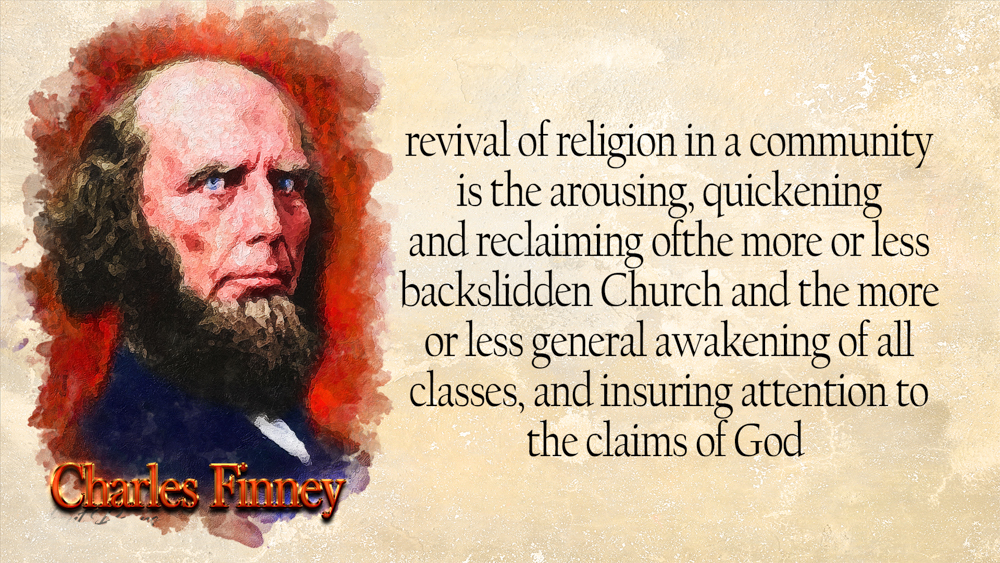 Charles Finney Quote