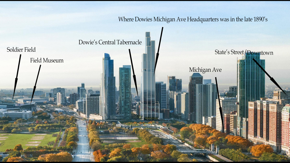 Dowie's Chicago Ministries locations today
