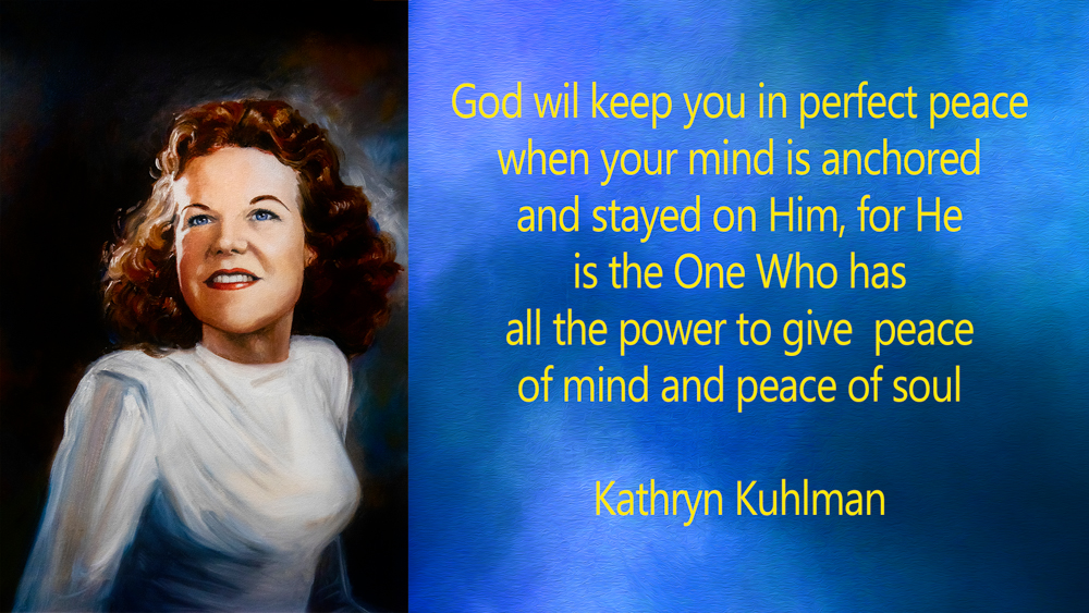 Kathryn Kuhlman Quote