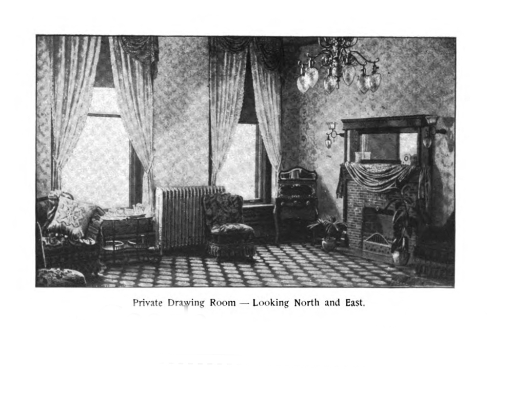 Dowies Private Drawing Room