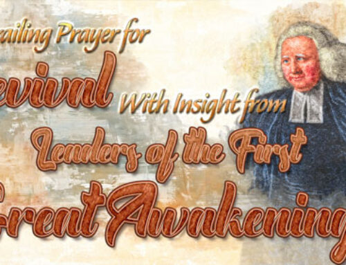 Prevailing Prayer for Revival by George WHitefield