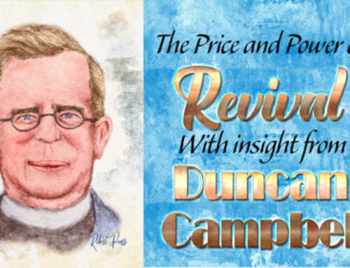 Duncan Campbell on Power and Price of Revival